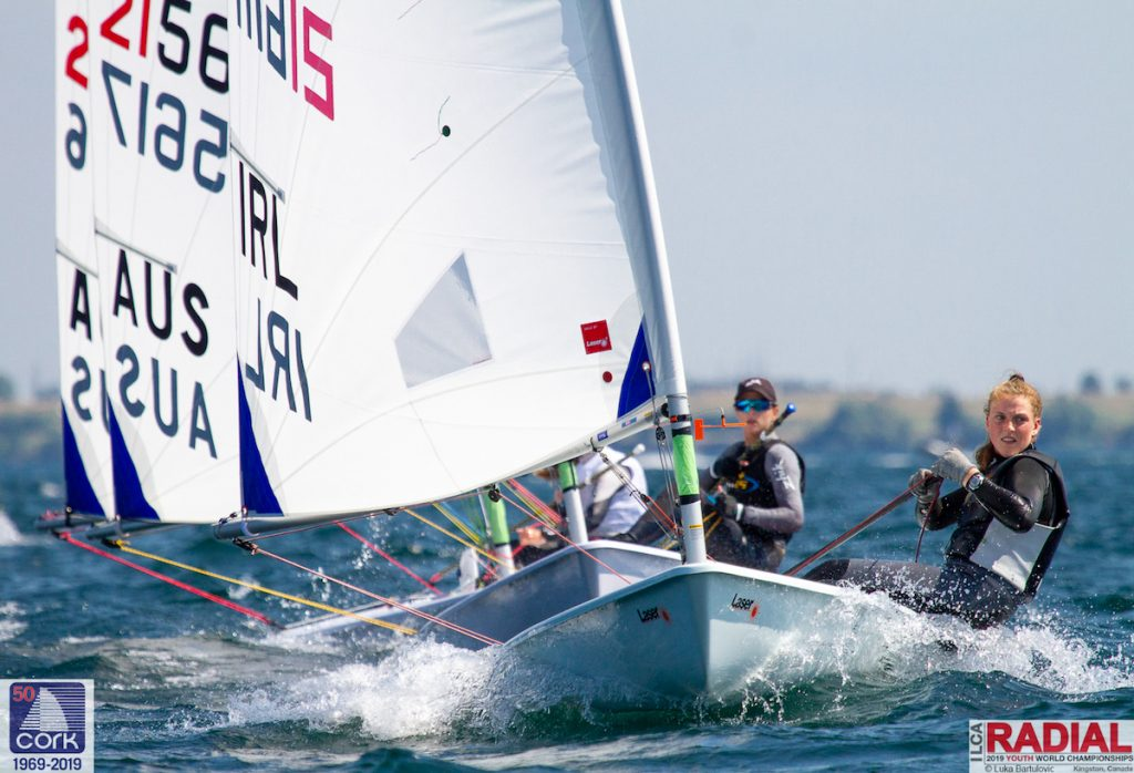Laser Radial - Youth World Championship 2019 - Kingston CAN - Day 2