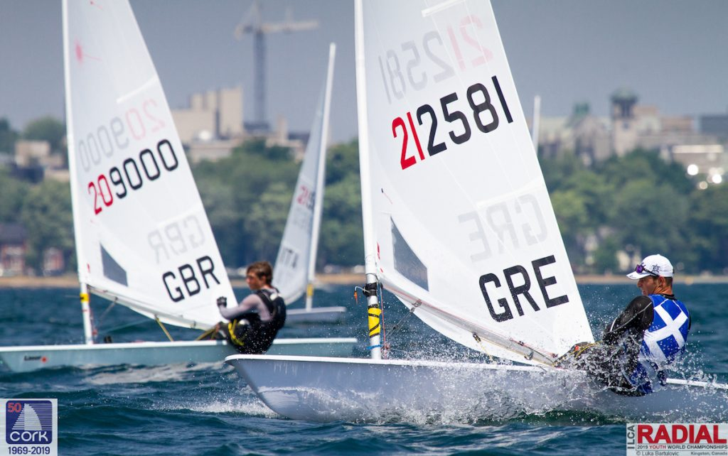 Laser Radial - Youth World Championship 2019 - Kingston CAN - Day 4