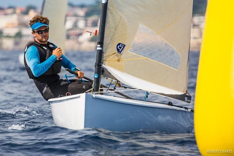 Finn - Silver-Cup (U23-Worlds) - Azio ITA - Day 5