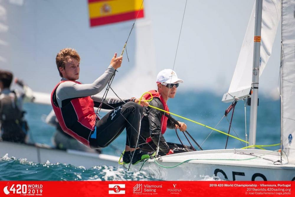 420 & 470 - Junior European Championship - Vilagarcia de Arousa ESP