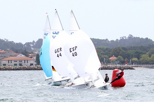 420 & 470 - Junior European Championship - Vilagarcia de Arousa ESP - Day 2