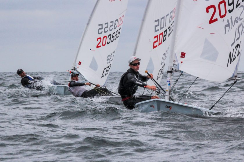 Laser Radial - Youth World Championship 2019 - Kingston CAN - Day 1