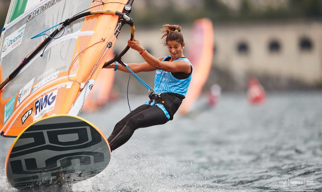 RS:X-Windsurfing - World Championship - Torbole ITA - Day 4