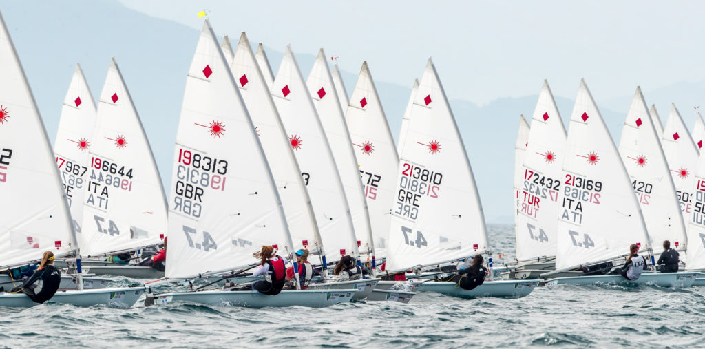 Laser 4.7 - Youth World Championship 2019 - Kingston CAN - Day 2