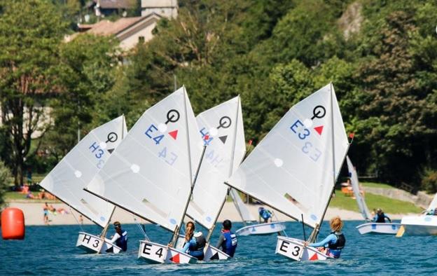 Optimist - Team Race European Championship - Lago di Ledro ITA - Day 3