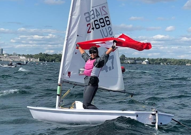 Laser 4.7 - Youth World Championship 2019 - Kingston CAN - Final results