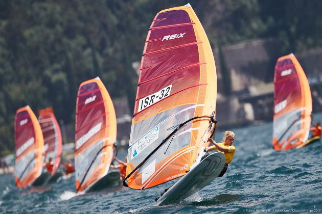 RS:X-Windsurfing - World Championship - Torbole ITA