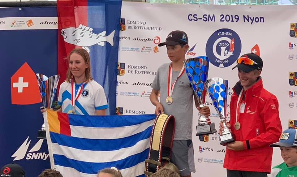 Optimist - Swiss Championship 2019 - SN Nyon - Final results