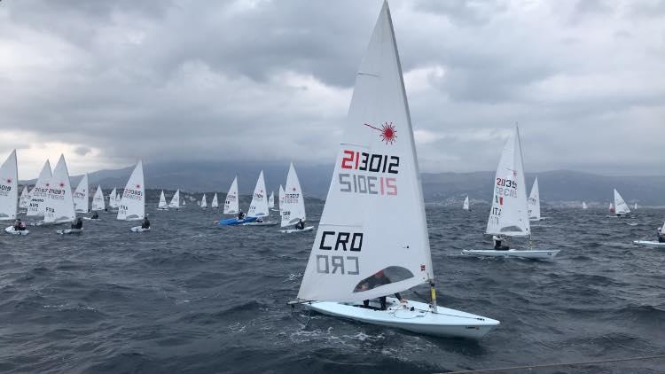 Laser Standard & Radial - U21 World Championship 2019 - Split CRO - Final results
