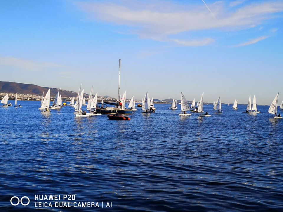 Olympic & Youth Classes - Hellenic Sailing Week - Athens GRE - Day 5