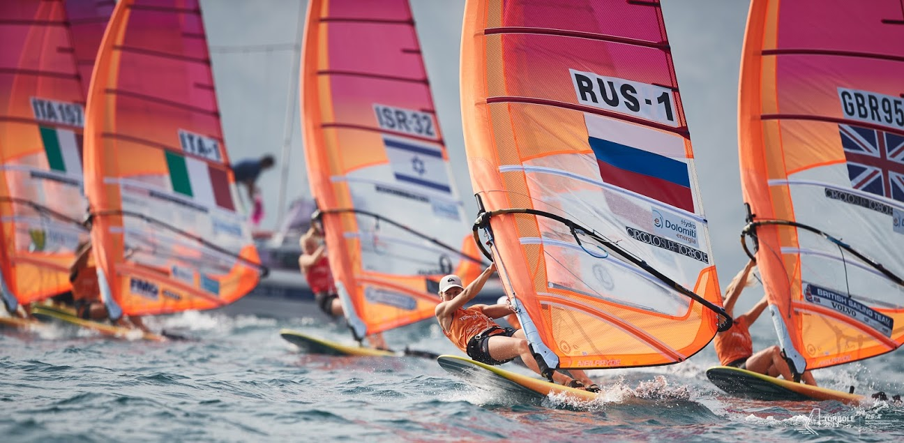 RS:X-Windsurfing - World Championship - Torbole ITA - Final results- Gold for CHN & NED