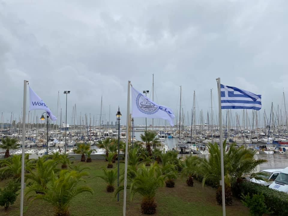 Olympic & Youth Classes - Hellenic Sailing Week - Athens GRE - Day 3