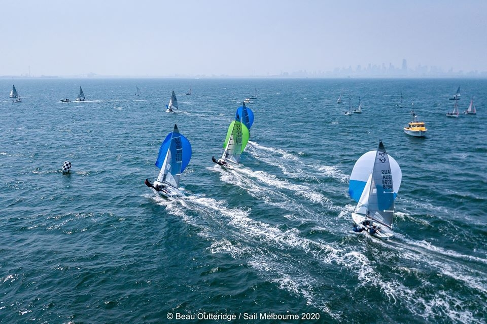 Olympic & International Classes - Sail Melbourne - Melbourne AUS - Day 3