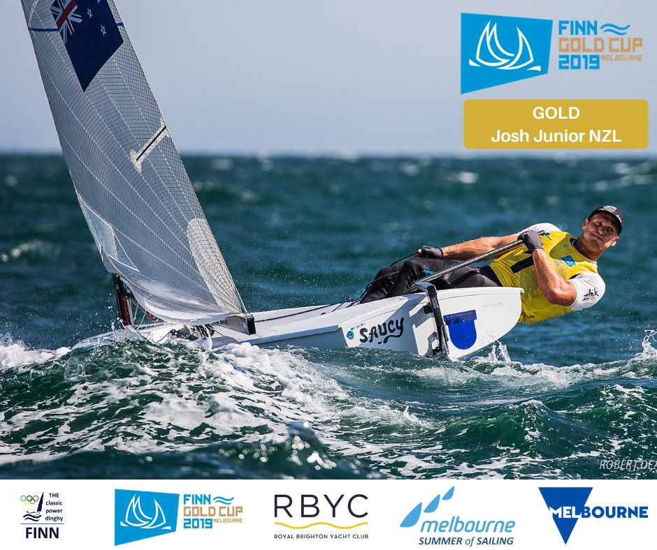 Finn - Goldcup 2019 - Melbourne AUS - Final results