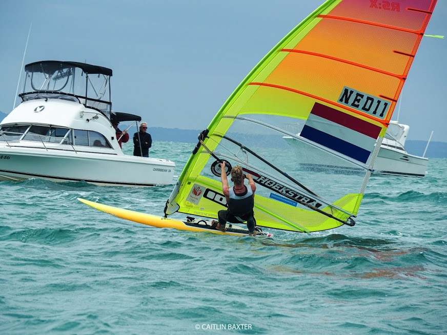 RS:X-Windsurfer - World Championship 2020 - Sorrento AUS - Day 4