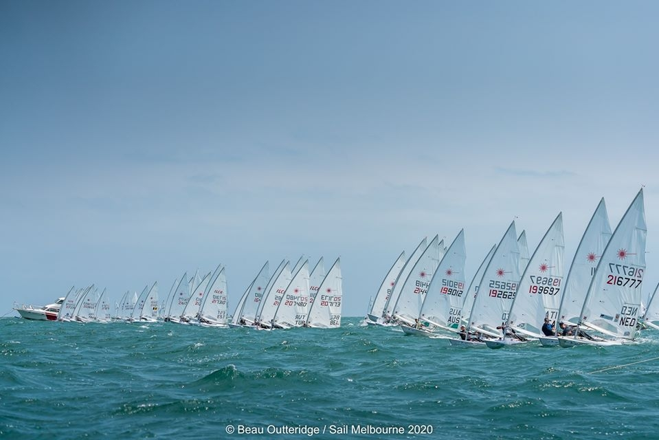 Olympic & International Classes - Sail Melbourne - Melbourne AUS - Day 2