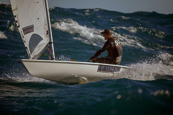 470, 420, Laser Standard & Radial - Christmas Race - Palamos ESP - Final results