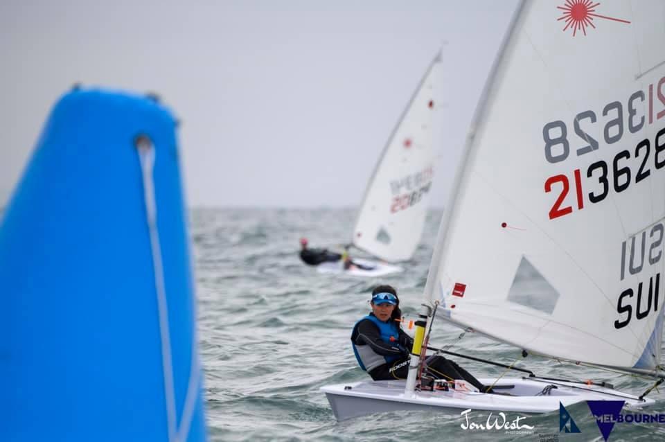 Laser - Australian National Championship 2020 - Sandringham AUS - Day 5