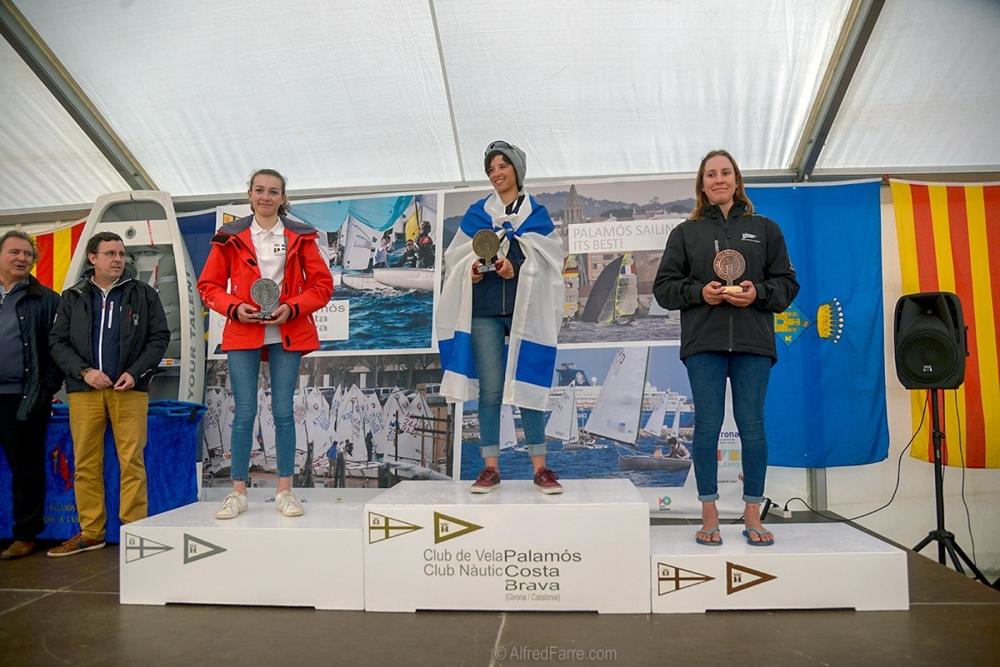 Optimist - Vila de Palamos Trophy - Palamos ESP - Final results