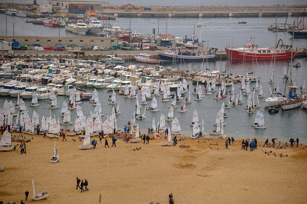 Optimist - Vila de Palamos Trophy - Palamos ESP - Day 3