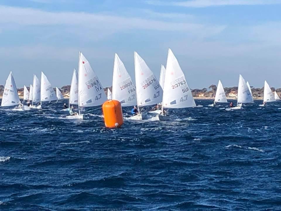 Laser - Championnat de la Méditerrannée - Act 1 - Hyères FRA - Final results
