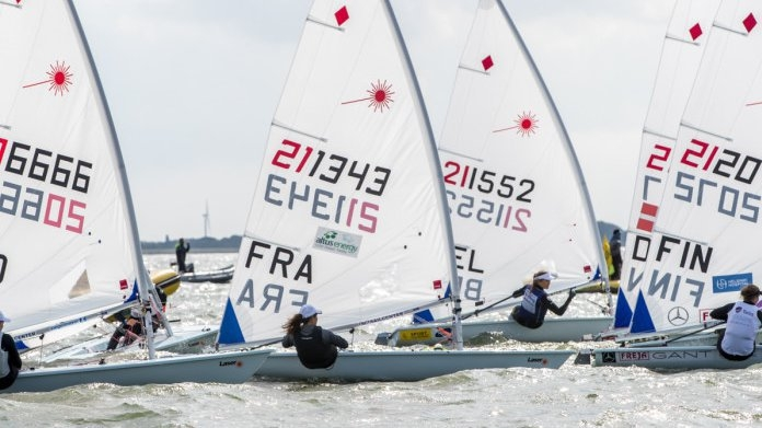 Laser Radial - World Championships 2020 - Melbourne AUS - Day 1