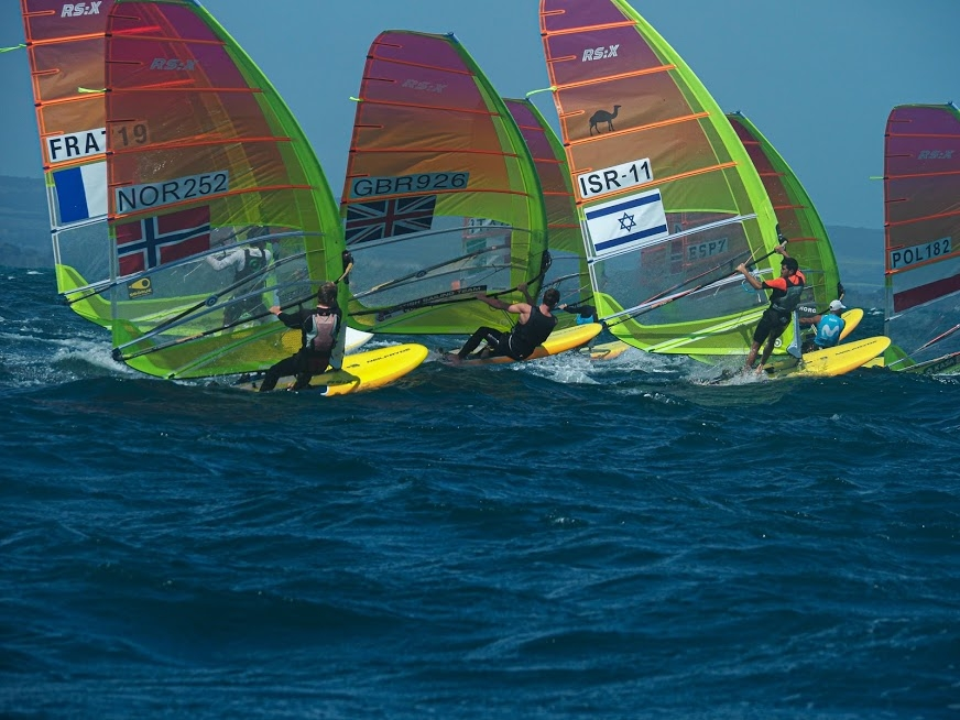 RS:X-Windsurfer - World Championship 2020 - Sorrento AUS - Day 3