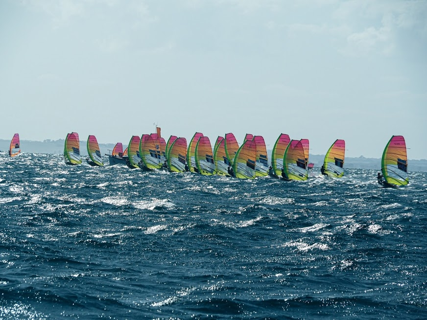 RS:X-Windsurfer - World Championship 2020 - Sorrento AUS - Day 2