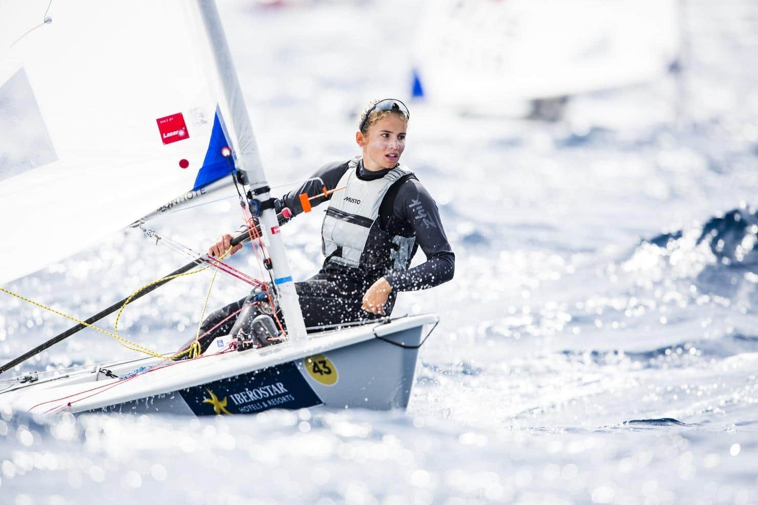 Olympic Classes - World Ranking Lists du 23 mars - Maud Jayet SUI 6è, Schneiter/Cujean 8è. !