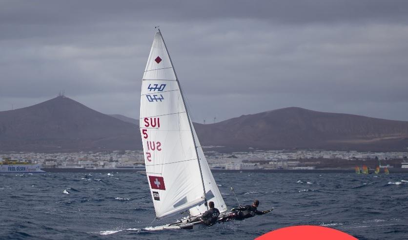 470 - Nouvelle situation pour les équipes olympiques - Newsletter de Linda Fahrni/Maja Siegenthaler SUI
