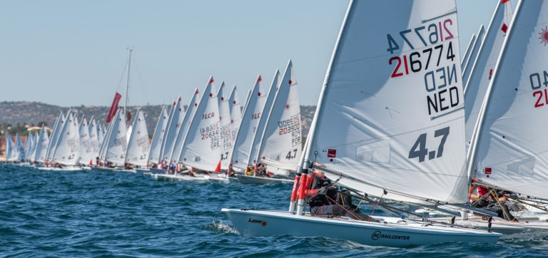 Laser 4.7 - Youth European Championship 2020 - Vilamoura POR - Day 4