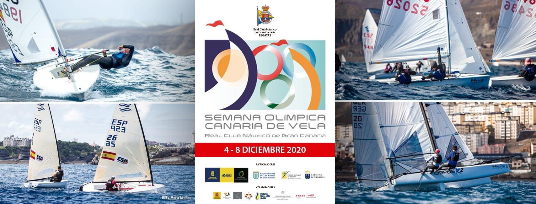 Olympic Classes - Canarian Olympic Week - Gran Canaria ESP