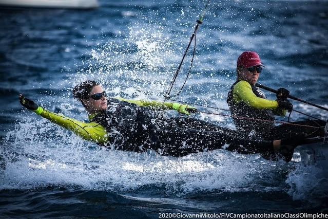 Olympic Classes - Italian Championship 2020 - Follonica ITA - Day 3