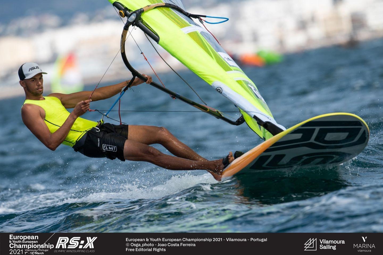 RS:X-Windsurfing - European Championship 2021 - Vilamoura POR - Final results