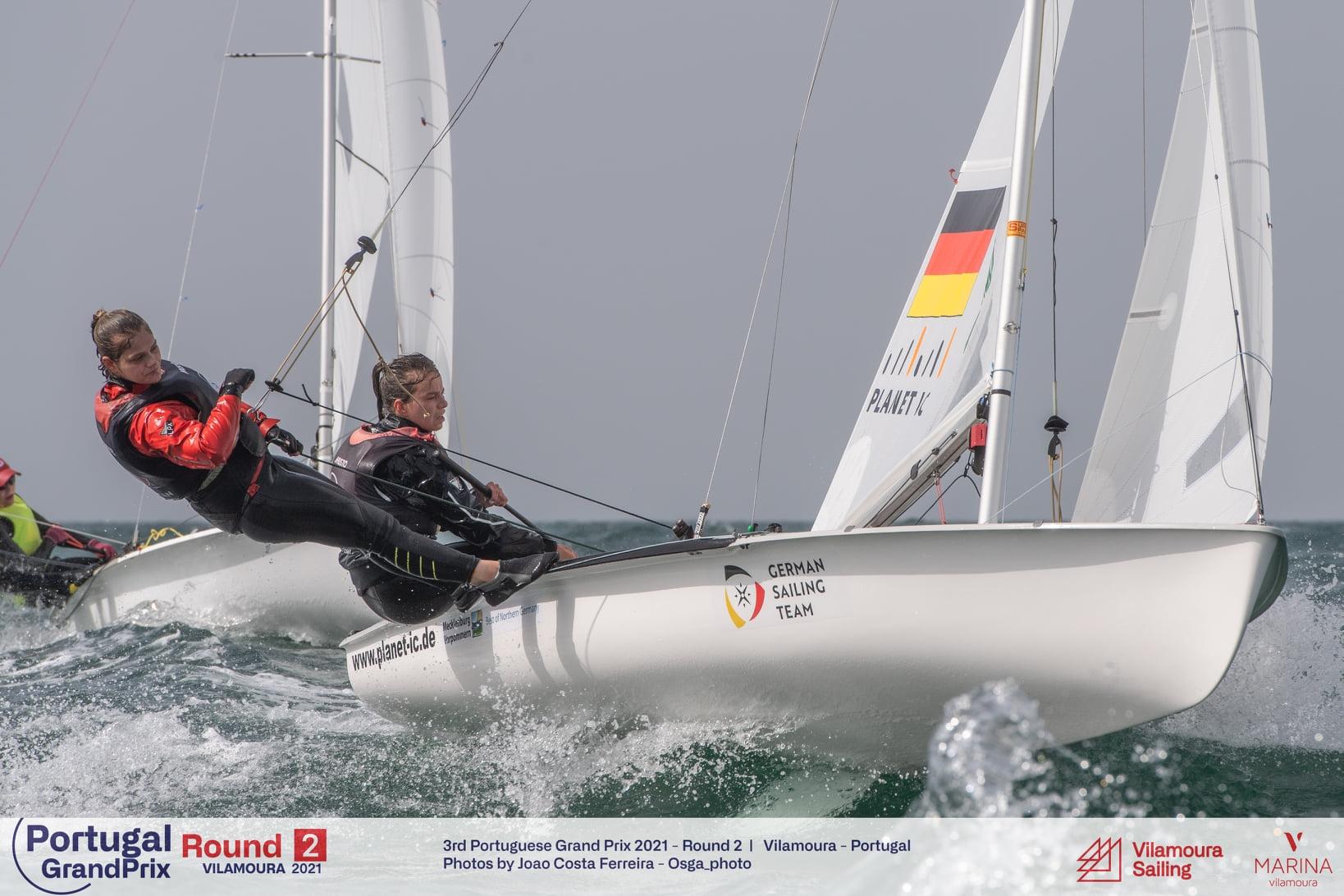 470, RS:X-Windsurfer - Portugal Grand Prix - Round 2 - Vilamoura POR - Final results