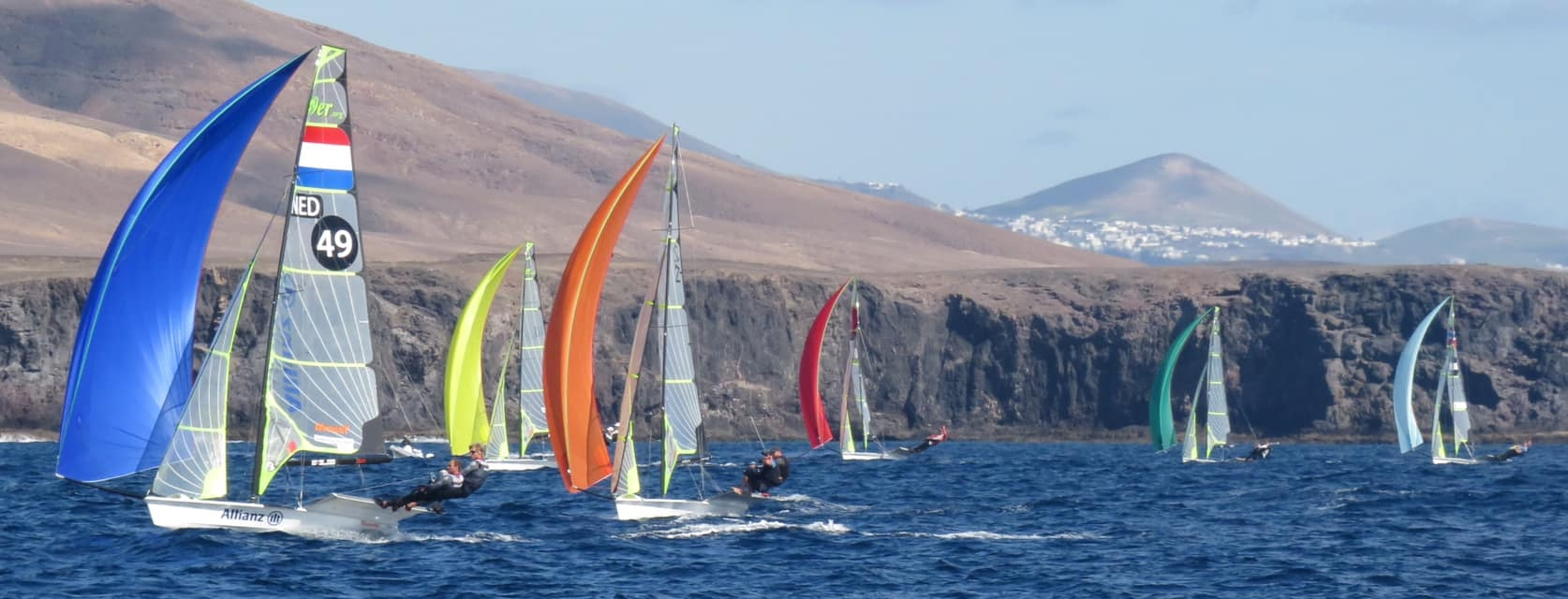 Olympic Classes - Lanzarote Olympic Week - Lanzarote ESP - Part I - Final results