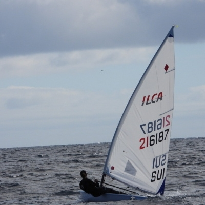 Laser Radial & Standard - Olympic Winter Series - Lanzarote ESP - Day 2