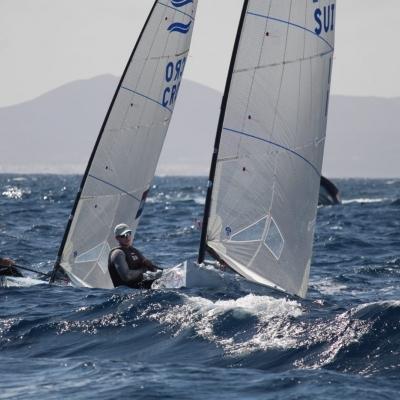 Finn, Nacra 17, Laser - Olympic Winter Series - Lanzarote ESP - Final results