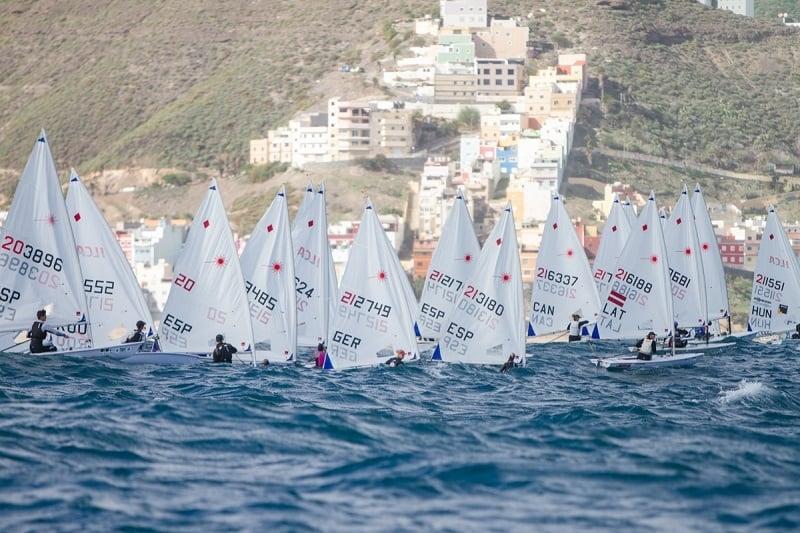 Olympic Classes - Canarian Olympic Sailing Week - Las Palmas ESP - Day 3