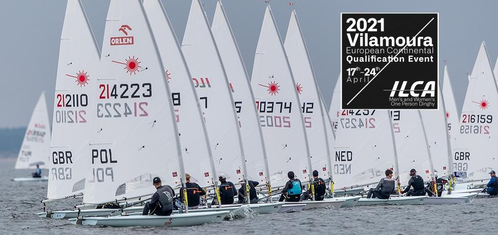 ILCA 7 & ILCA 6 - European Olympic Qualifier - Vilamoura POR - Régate dentrainement aujourdhui