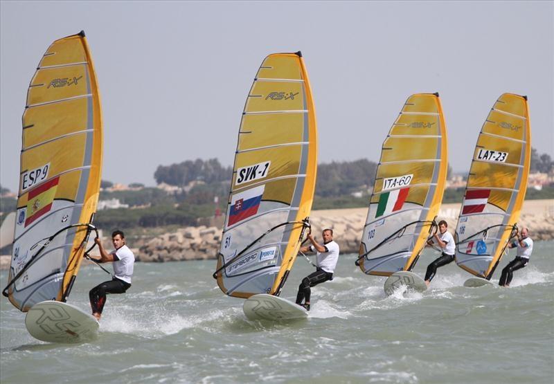 RS:X-Windsurfing - World Championship 2021 - Cádiz ESP